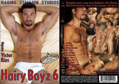 Description Hairy Boyz vol.6