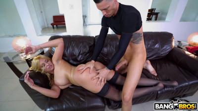 Jazmyn, Tyler Steel – Cummin All Over Juicy Big Tits Is Great