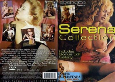 Description Porno Superstars of the 70s: Serena Collection