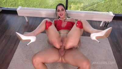 Hard Anal Fuck Sexy Milena Briz with Rimmjob