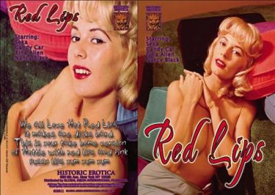Description Red Lips (1970) - Seka, Candy Carr, Tina Allen