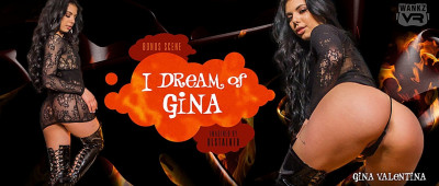 Gina Valentina (I Dream of Gina