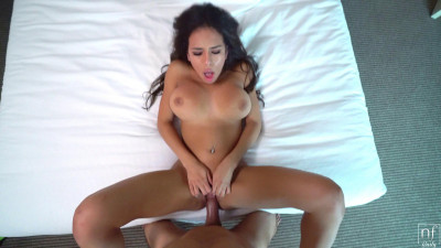 NfBusty — Autumn Falls — Young And Busty 1080p