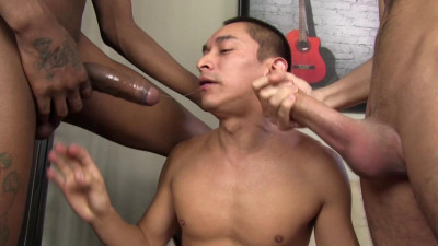 Esteban Orive, Deep Dicc & Robby Mendez