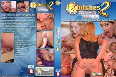 Kbitches Part 2 - Crazy Cunts