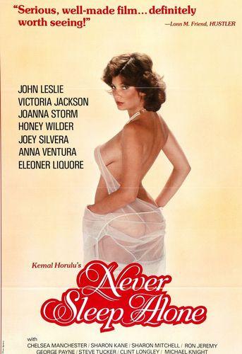 Description Never Sleep Alone - John Leslie, Tina Marie, Sharon Kane (1984)