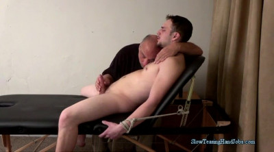 STeasingHandjobs – Corey Edged and Tickled