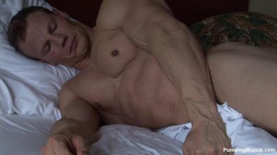 Pumping Muscle - Karl Photo Shoot 2009