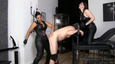 Alexandra Snow — Dirty Slut Double Fuck