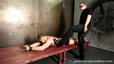 RusCapturedBoys - Young Sailor Ivan Captured Again - I