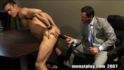 Men at Play - The Boardroom Files - Carlos Caballero & Rio Ryder