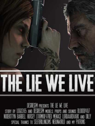 between online only - (The Lie We Live)