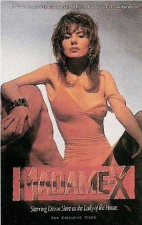 Description Madame X