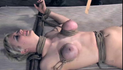 She Is Being Whipped Into Submission And Made To Suck Cock