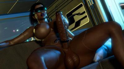 Cyborg scene 1