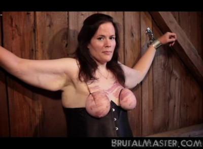 Brutal Master - Slave Cow - Shocked Bitch