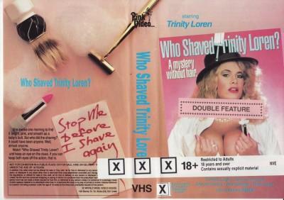 Who Shaved Trinity Loren?