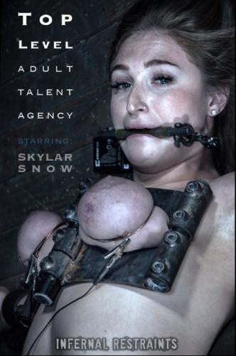 BDSM Top Level Talent Agency -  Skylar Snow