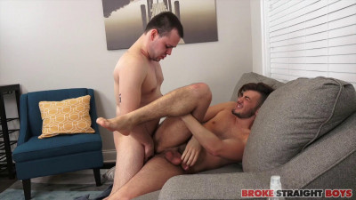 Grey Donovan Taking A Raw Pounding From Denver Dubois