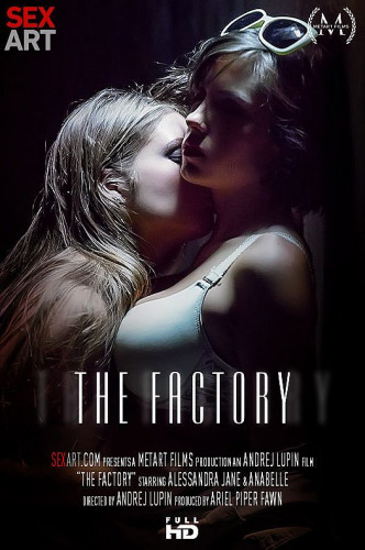 Alessandra Jane, Anabelle - The Factory FullHD 1080p