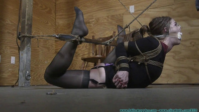 Terra Mizus Legs Spread Hogtie Part Two (2017)