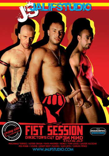 Fist Session Open Mind - Macanao Torres, Rafa Madrid, Carlos Perez