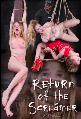 Return of the Screamer - Aashley Lane