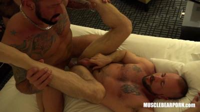 Muscle Bear Porn - 's Fuck Pig with Hugh Hunter - part1