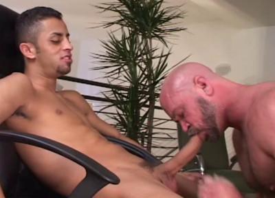 Young Boys Enjoy Hard Fuck With Older Men