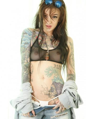 Description James Deen, Kelsi Lynn - Tattooed Anal Fuck Doll FullHD 1080p