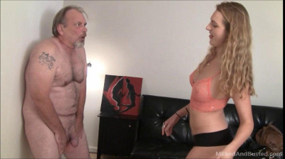 Milked and Busted - Daphne - Sexy Strong & Tall Ballbuster