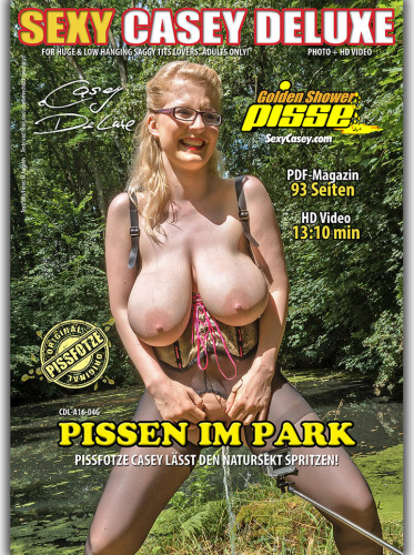 Casey Deluxe - Pissing in the Park