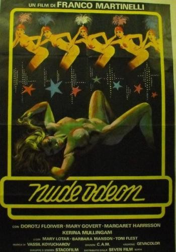 Description Nude Odeon(1978)
