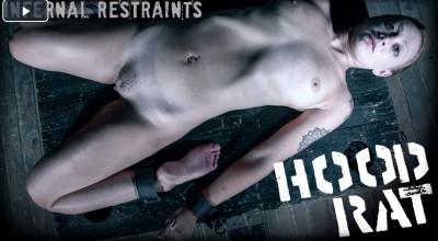 InfernalRestraints - Hood Rat, Jacey Jinx - Jacey tries out hoods (480p)