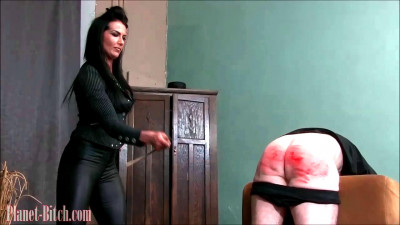 Kaska Brutal Bloody Rapid Painful Caning