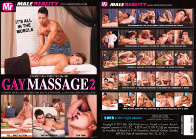 Mr. Male Reality – Gay Massage Vol.2 FHD (2011)