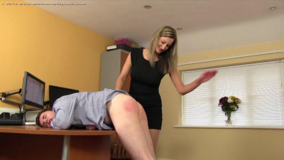 Mistress Nikki Whiplash - Drop Your Pants For Spanking