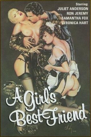 Description A Girls Best Friend (1981) - Juliet Anderson, Veronica Hart, Samantha Fox