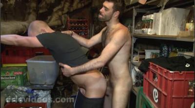 Dylan Cox and Darko sex the bartender