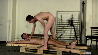 BoyNapped - Theo Reid & Aiden Jason