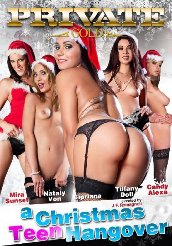 Private Gold 153: A Christmas Teen Hangover Covers (2012)