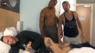 Hotel Blatino Fuckers (Pig Boy Ruben, Quawn Hardon & Bruno Torres)