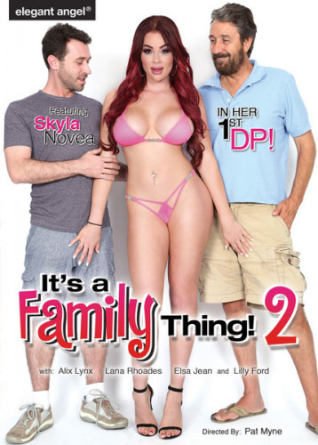 It's A Family Thing vol 2 (2018)