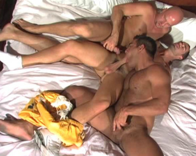 Description Hardcore ass-fucking with horny studs