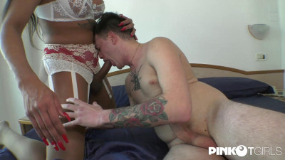 Arianna Ferrari – The Debut Of And Her Big Cock To Suck 1080p