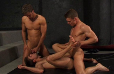 Description Gorgeous males in deep anal