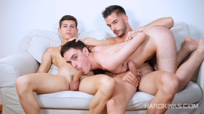 Abraham Montenegro, Alec Loob and Dani Hernandez - Nasty Young Alphas