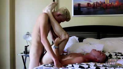 Dylan Mermaid & Michael Klein — Bareback Flip Fucking Buddies! — 1080p