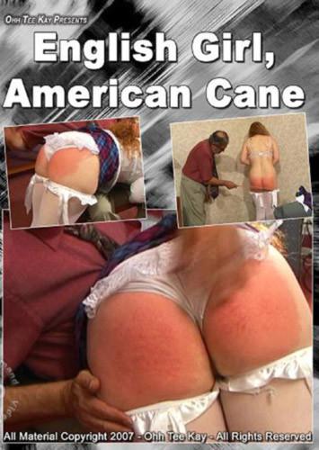 English Girl, American Cane DVD