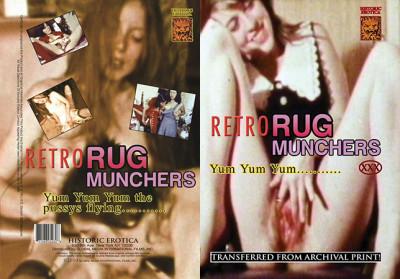 Description Retro Rug Munchers(1975)